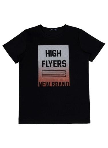 New Brand Tişört Siyah